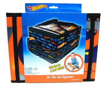 Neat-Oh!® Hot Wheels™ On The Go Storage Organizer Desk picture