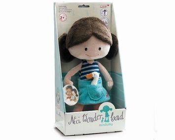 Doll - Minilotta Bathing Doll girl  30cm dangling plush picture