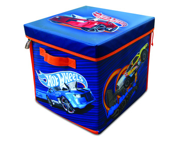 Neat-Oh!® Hot Wheels™ ZipBin® 300 Car Storage Cube picture