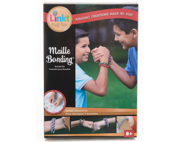 Linkt™ Craft Kits - Maille Bonding (5 Bracelet Set) picture