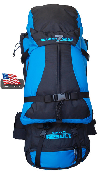 RESULT Backpack  (Blue/Black) picture