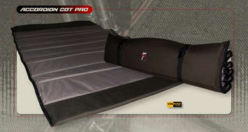 Accordion Cot Pad picture