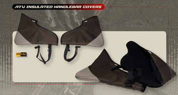 ATV Handle Bar Covers picture