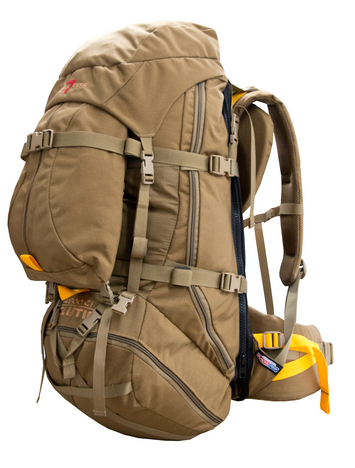 SOLUTION Pack w/ Grip Frame (Coyote Brown) picture