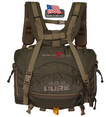 CURE Lumbar Pack - (Predator) picture