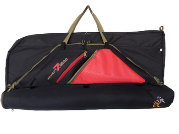 "36"" PHASE-IT BOW CASE W/  RED PANEL picture"