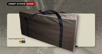 R7 Tripple Burner Stove Bag Cordura picture