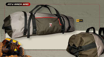 R7 ATV Rack Bag picture