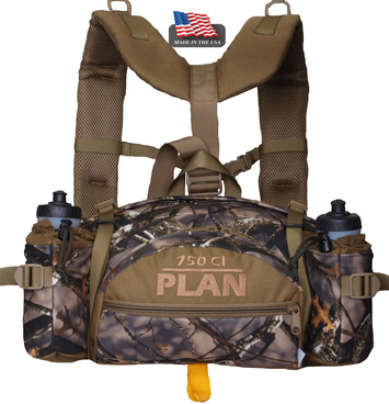 """PLAN"" fannypack - lost camo picture"