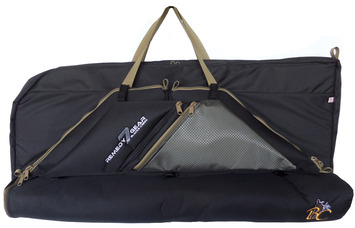"36"" PHASE-IT BOW CASE W/  SILVER TACTICAL PANEL picture"