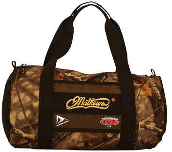 Mathews 7:37 Small Duffel Bag picture