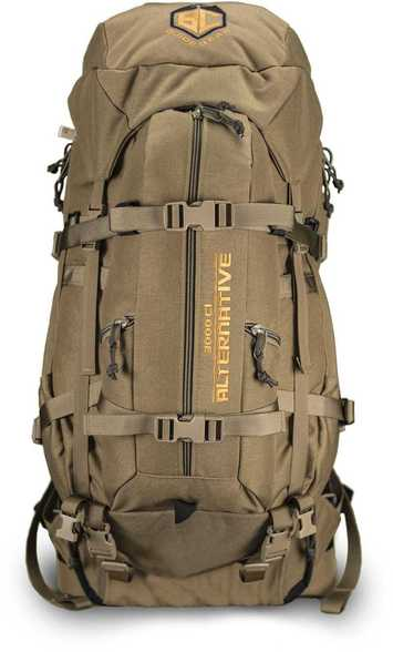 ALTERNATIVE  Pack w/ Grip Frame (Coyote Brown) picture