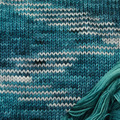 Paca Peds HT #612 Teal for Two (Includes Heel/Toe Skein)