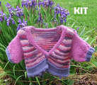 Princess Sweater Kit - Blue