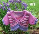 Princess Sweater Kit - Purple