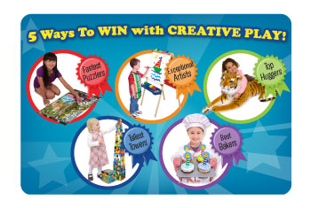 5 Ways to Win with Creative Play