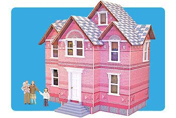 Dollhouses, Castles and Stables