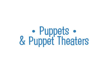 Puppets & Puppet Theatres