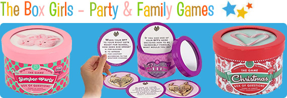 The Box Girls - Party & Family Games