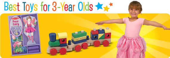Best Toys for 3 year olds