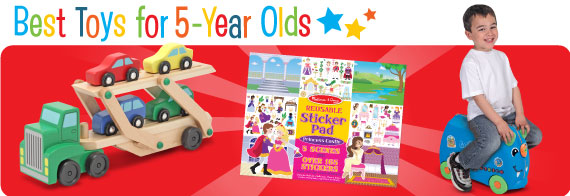 Best Toys for 5 year olds
