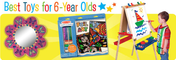Best Toys for 6 year olds