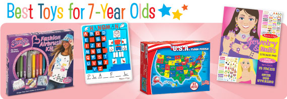 Best Toys for 7 year olds