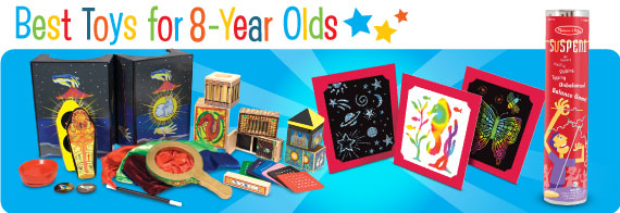 Best Toys for 8 years and older
