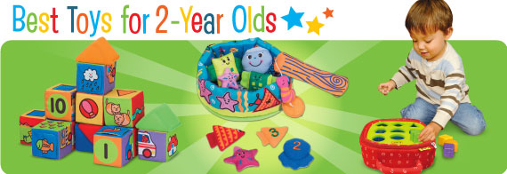 Best Toys for 2 year olds