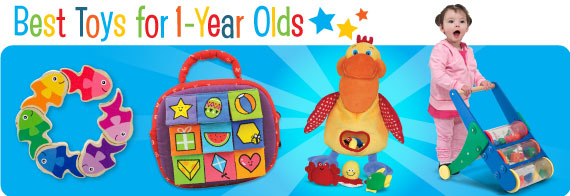 Best Toys for 1 year olds