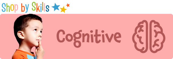 Toys For Cognitive Skills