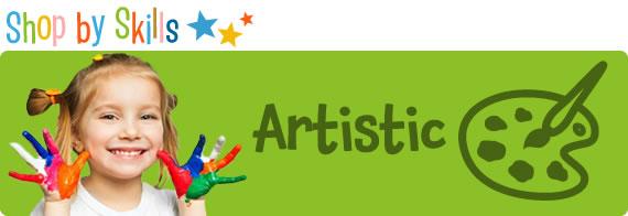 Toys For Artistic Skills