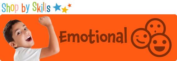 Toys For Emotional Skills