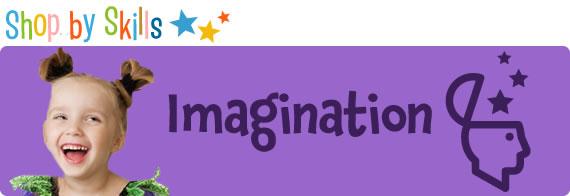 Toys For Imagination Skills