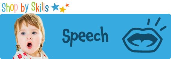 Toys For Speech Skills