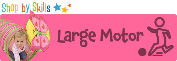 Toys For Large Motor Skills