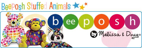 Beeposh Stuffed Animals