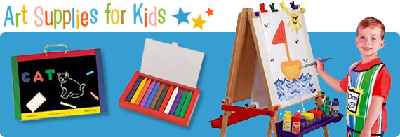 Art Supplies for Kids