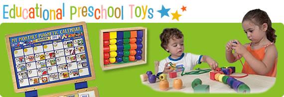 Educational Preschool Toys