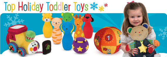 Top Holiday Toddler Toys