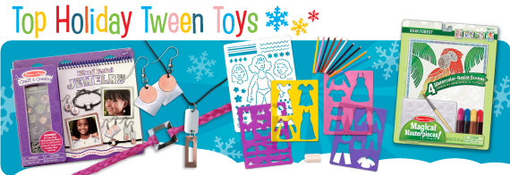 Top Holiday Tween Toys