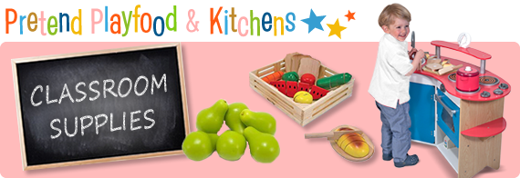 Pretend Play Food and Kitchens