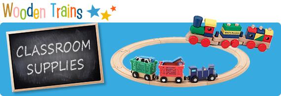 Wooden Trains