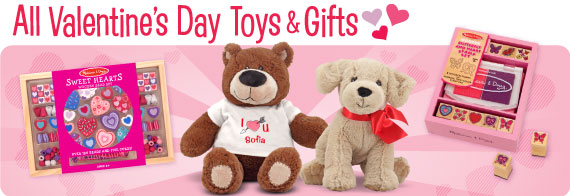 All Valentine's Day Toys & Gifts
