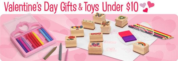 Valentine's Day Toys & Gifts Under $10