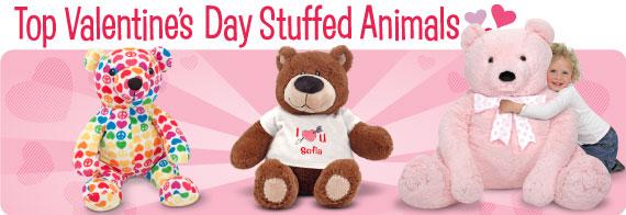 Top Valentine's Day Stuffed Animals