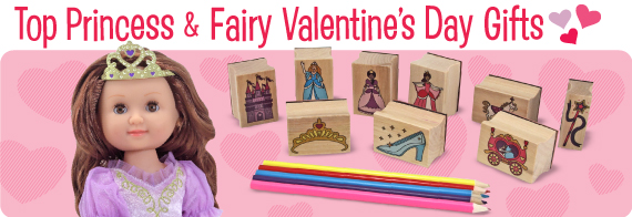 Top Princess & Fairy Valentine's Day Gifts
