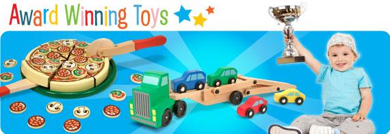 Award Winning Toys