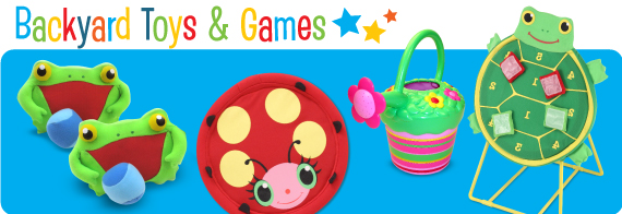 Backyard Toys & Games