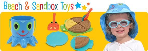 Beach & Sandbox Toys